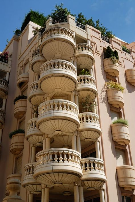 Check out the recently created Monaco trip plans on TripHobo. These Monaco trips will help you to customize your travel for a memorable experience. Art Et Architecture, Beautiful Architecture, Beautiful Buildings, Architecture Details, Beautiful Places, Cultural Architecture, Beautiful Pictures, Monte Carlo Monaco, Villefranche Sur Mer
