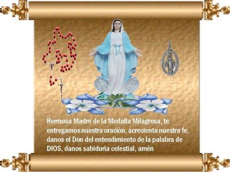 Milagrosafrase Jpg4 Oraciones Oración Al Espíritu Santo Medallas