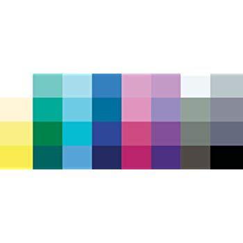 Farbkarten zur Farbberatung Winter