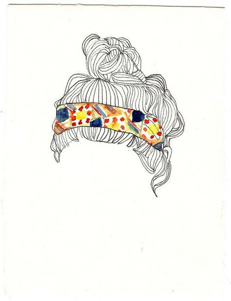 Headband. | Ilustraciones