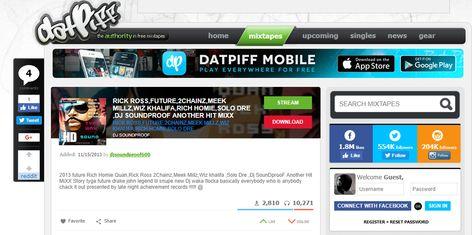 Datpiff App