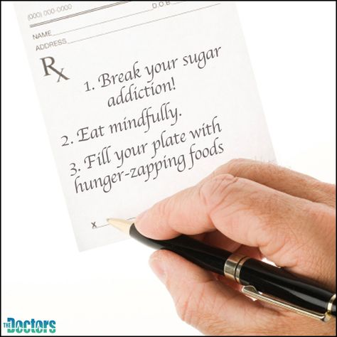 """E.R. physician Dr. Travis Stork shares three food prescriptions from his book, """"The Doctors' Diet."""""""