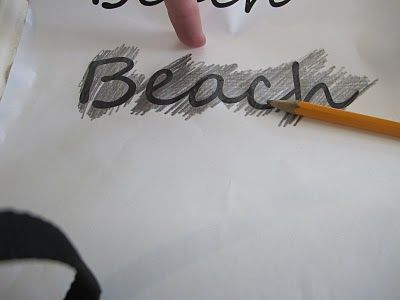 An Easy Way To Make Custom Signs Woods, Wood burning and Craft - best of letter format asking for transfer