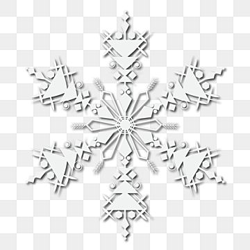 Snowflakes Clipart Png Element White New Year Decemeber Png And Vector With Transparent Background For Free Download Clip Art Snowflake Clipart Free Vector Graphics