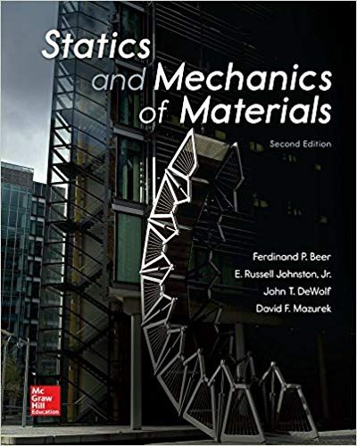 Statics And Mechanics Of Materials 2nd Edition Ebook Beer
