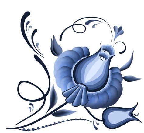 bellissimo sui toni del blu e azzurro. ^_^