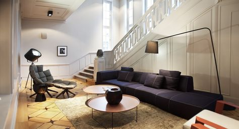 Das Stue, Berlin, Germany Hotel Pinterest Treppe - einrichtung im industriellen wohnstil ideen loftartiges ambiente