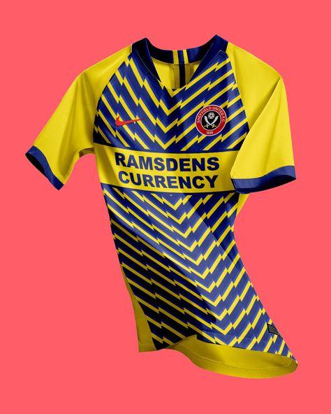 Sheffield United | Kit Concept on Behance