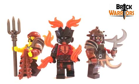 custom Greek gear and weapons for LEGO\u00ae figures