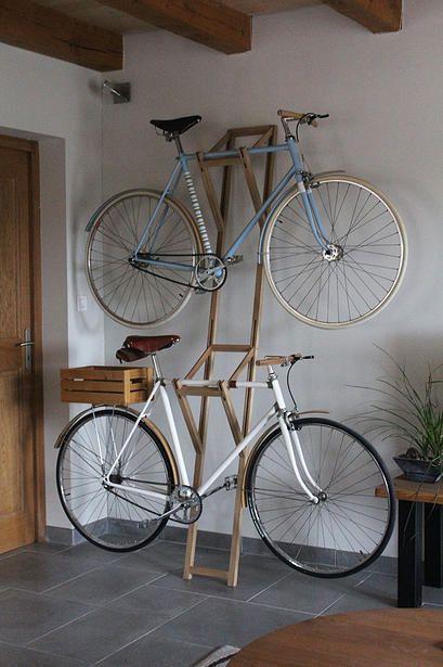 Bike Hanger Storage Ideas For Bike Gear Suspension Velo Support A Velo Mural Porte Velo