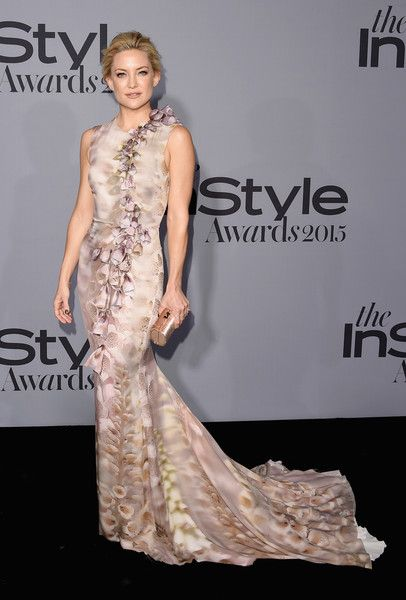Kate In Giles At The InStyle Awards, 2015 - Kate Hudson's Most Daring Red Carpet Dresses - Photos