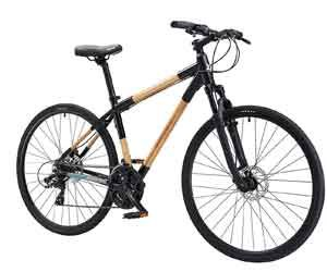 Greenstar Bikes Ecocross Hybrid Bamboo Bicycle In 2020 Bamboo