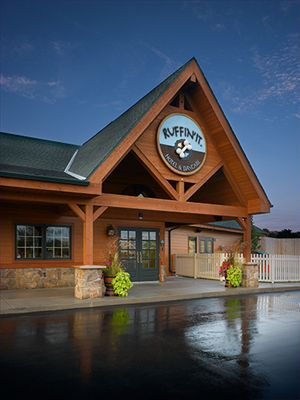 Repinned Ruffin It Resort Doggy Day Care Hotel And Spa Dog