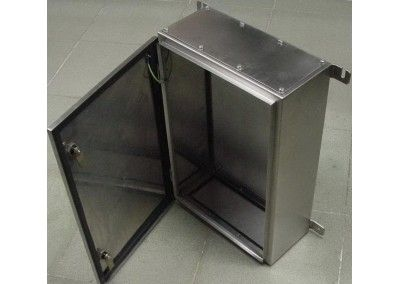 Stainless Sheet Metal Box Metal Box Sheet Metal Sheet Metal Fabrication