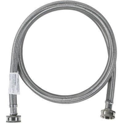 Certified Appliance Accessories 4 Ft Braided Stainless Steel Washing Machine Hose 40 Pack 843631130216 Stainless Steel Washing Machine Washing Machine Hose Appliance Accessories