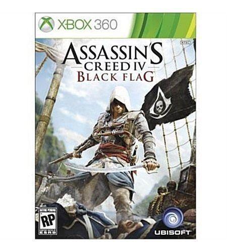 Assassin S Creed Iv Black Flag Microsoft Xbox 360 2013