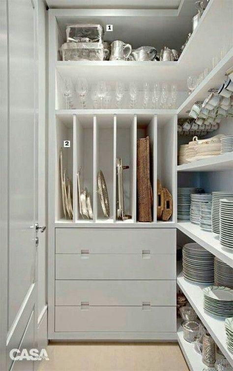 a6e2325ee List of Pinterest walk in pantry ideas rustic drawers ideas   walk ...