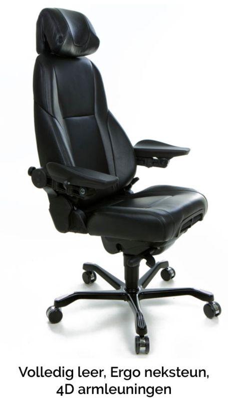 De Beste Bureaustoel.Kab K4 24 Uurs Stoel De Beste Bureaustoel Voor 24 7