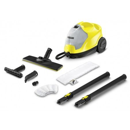 Nettoyeur Vapeur Karcher Sc 4 Easyfix In 2020 Steam Cleaners Cheap Carpet Cleaning Steam Cleaning
