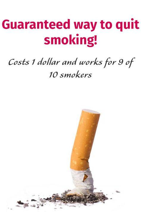 valium quit smoking