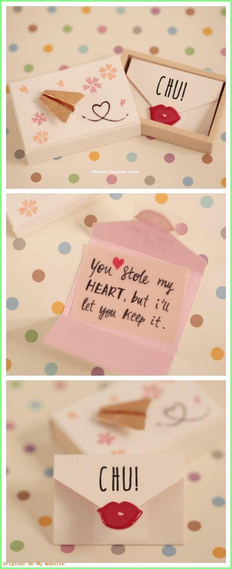 Diy Geschenke: Miniatures matchbox card |  #diygeschenkefürmama #DiyGeschenkegarten #DiyGeschenkeideen #diygiftsforgirlfriend