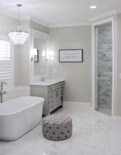 Customer Room Gallery - The Tile Shop | Bathroom remodel