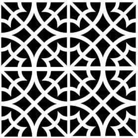 19++ Moroccan tile pattern stencil ideas