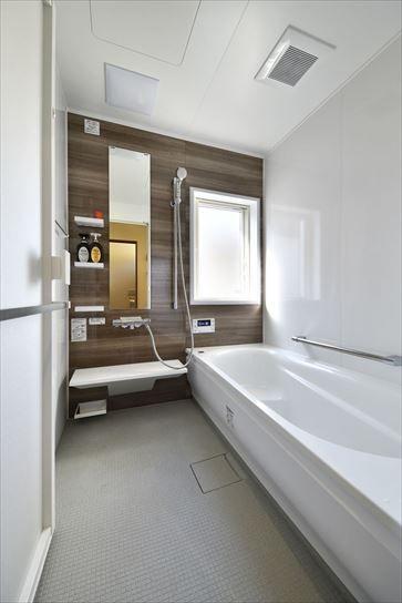 リフォーム リノベーションの事例 浴室 事例no 641ここまで変わる