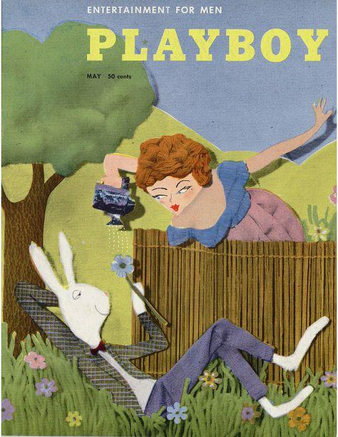 Playboy - May 1954