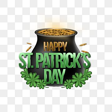 Happy St Patrick S Day Decoration Illustration Green Shades St Patrick S Day Patrick Png Transparent Clipart Image And Psd File For Free Download St Patrick S Day Clip Art St Patrick