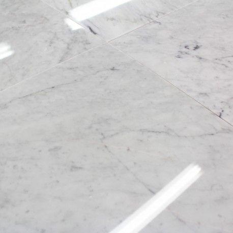 Carrelage 100 Marbre Poli Blanc Carrare Lucido Grande Marbre Carrelage Marbre Blanc Marbre Carrare