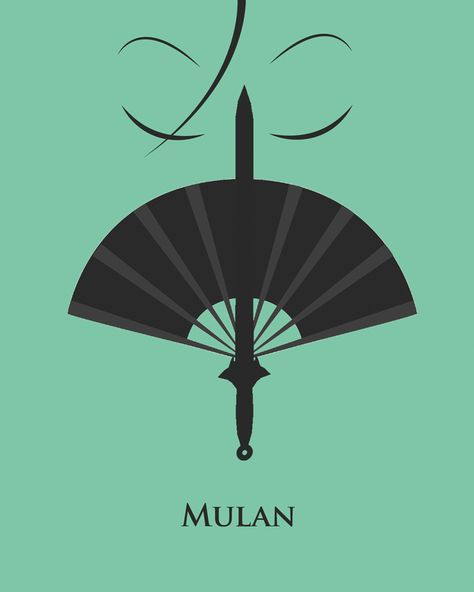 Check Out 80 Years of Disney Reimagined In Minimalist Posters