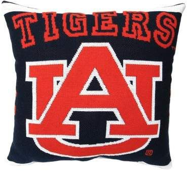 Throw Pillow College Covers NCAA Team