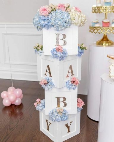 50 Cute Baby Shower Themes And Decorating Ideas For Girls shower ideas. - 50 Cute Baby Shower Themes And Decorating Ideas For Girls shower ideas decoracion 50 Cute - Décoration Baby Shower, Cute Baby Shower Ideas, Baby Girl Shower Themes, Girl Baby Shower Decorations, Baby Shower Gender Reveal, Baby Shower Parties, Girl Baby Showers, Babyshower Themes For Girls, Baby Shower Girl Centerpieces