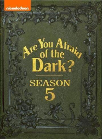 Are You Afraid of the Dark: Season 5 | U S  TV series DVDs