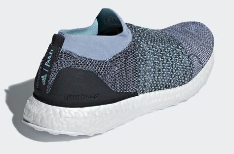 5cd1ad6290af05 Release Date  Parley x adidas Ultra Boost Laceless Parley and adidas  Running show no signs of slowing down this Summer as yet another  collaboration has ...