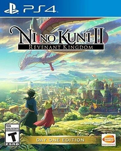 5f87e8e7a4e38 Ni no Kuni II: Revenant Kingdom - PS4 (Website link provided) | Best ...
