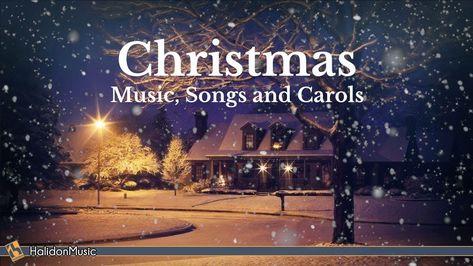 The Best Christmas Music, Songs & Carols | having a