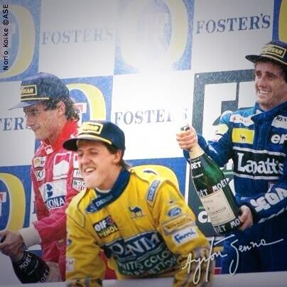 Meet The Extraordinary Michael Schumacher A Legend In His Own Right Michael Has Dominated The Racing World During His C Ayrton Senna Carros De Familia Ayrton