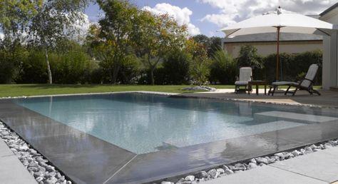 piscine tour galet - Recherche Google   Extérieur   Tour de ...