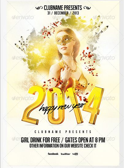 GraphicRiver Euro Soccer Cup 2012 Flyer Template Football Cool - free new years eve flyer template