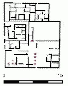 Amarna house architectural plans of ancient egypt pinterest plan of the house of life at akhetaten ccuart Choice Image