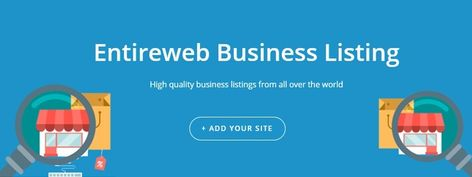 Find The Best Business Online: Free Search Engine Submission.Listing your business in Entireweb Business Directory