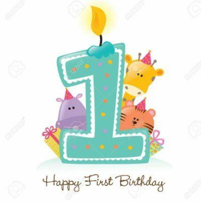 Gluckwunsche Zum 1 Geburtstag 1 Geburtstag Madchen Geburtstag
