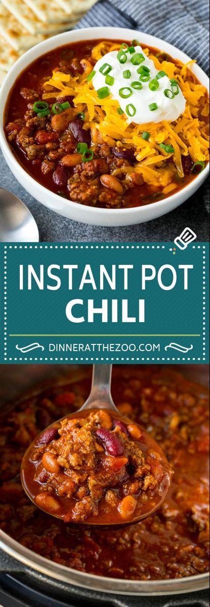 Instant Pot Chili Recipe Pressure Cooker Chilli Keto Snacks Ideas In 2020 Instant Pot Dinner Recipes Best Instant Pot Recipe Instant Pot Soup Recipes