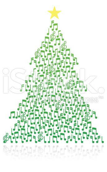 EMBROIDERED QUILT BLOCKS MUSICAL CHRISTMAS TREES