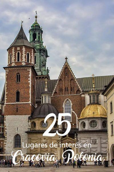 23 Cosas Que Hacer En Cracovia En 2 Días Travel To Blank En 2020 Cracovia Polonia Varsovia Polonia