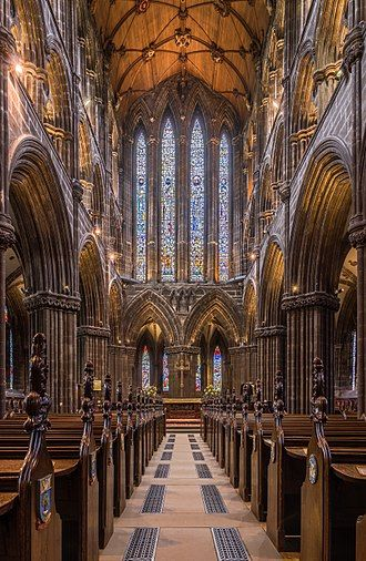 Glasgow Cathedral Glasgow Scotland Glasgow Cathedral Glasgow Beautiful Architecture