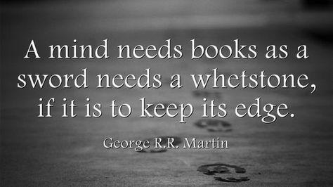 George R.R Martin everybody!
