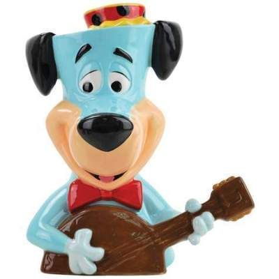 HUCKLEBERRY HOUND COOKIE JAR $59.99  WWW.JAZZEJUNQUE.COM